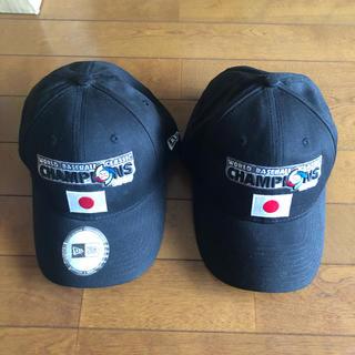 ニューエラー(NEW ERA)のWBC 2009 優勝チーム 侍ジャパン記念キャップ(記念品/関連グッズ)