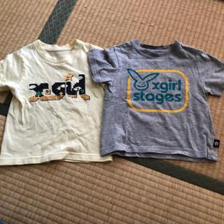 エックスガール(X-girl)のxgirl  Tシャツセット(Tシャツ/カットソー)