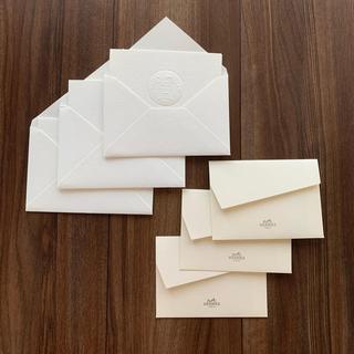 エルメス(Hermes)のエルメス メッセージカード セット(カード/レター/ラッピング)