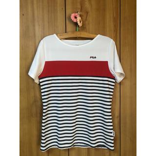 フィラ(FILA)のフィラ♡Tシャツ(Tシャツ(半袖/袖なし))