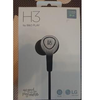 エルジーエレクトロニクス(LG Electronics)のH3 by B&O PLAY HSS-F800 ACJPSV(ヘッドフォン/イヤフォン)