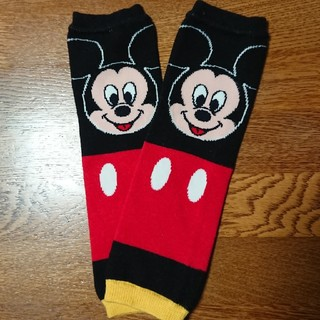 ディズニー(Disney)のミッキーマウスレッグウォーマー(レッグウォーマー)