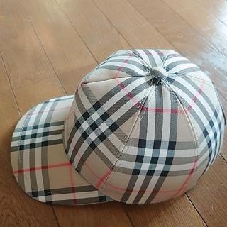 BURBERRY - BURBERRY キャップ帽子