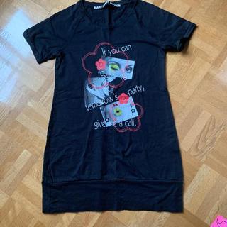 マリークワント(MARY QUANT)のマリークワント ロンドンのロングTシャツです(Tシャツ(半袖/袖なし))