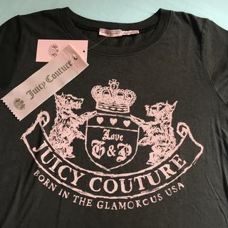 ジューシークチュール(Juicy Couture)の【新品】juicy couture ジューシークチュール 半袖Tシャツ(Tシャツ(半袖/袖なし))