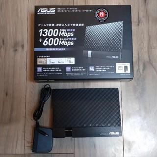 エイスース(ASUS)のASUS RT-AC65U 無線LANルーター(PC周辺機器)