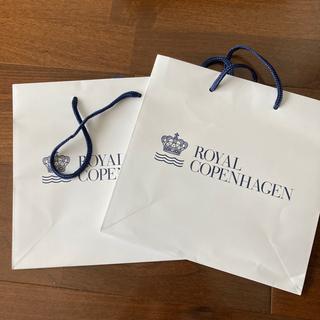 ロイヤルコペンハーゲン(ROYAL COPENHAGEN)のロイヤルコペンハーゲン 紙袋(ショップ袋)