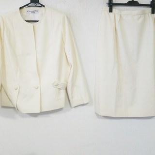 クリスチャンディオール(Christian Dior)のクリスチャンディオール スカートスーツ(スーツ)