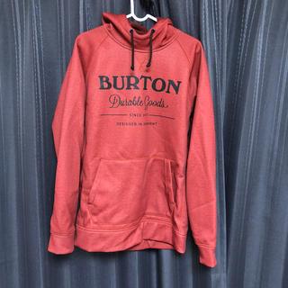 バートン(BURTON)のバートン 撥水パーカー(パーカー)