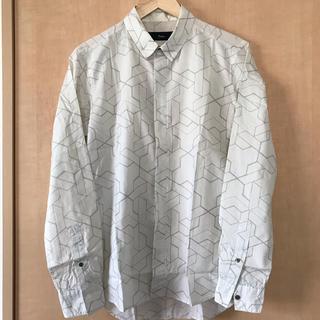 エディション(Edition)の【Edition】幾何学プリントシャツ(シャツ)