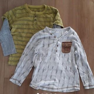 キムラタン(キムラタン)のロンT キムラタン ユニクロ 100(Tシャツ/カットソー)