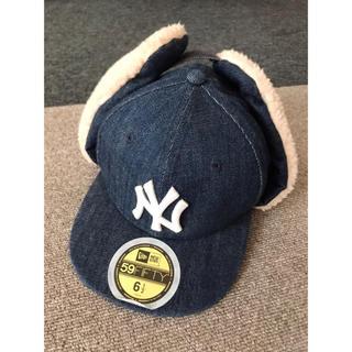 ニューエラー(NEW ERA)の美品【NewEra】ニューエラ キャップ 帽子 子供用(帽子)