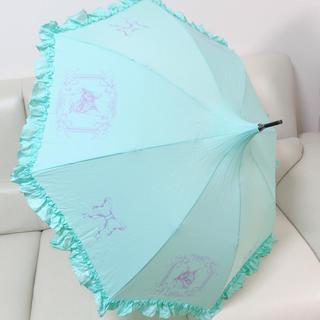 アンジェリックプリティー(Angelic Pretty)の世界に1本のみ♡ルミエーブル 晴雨兼用傘 折り畳み傘(傘)