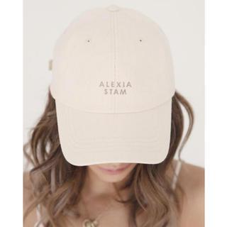 ALEXIA STAM - 【値下げ中】ALEXIASTAM キャップ