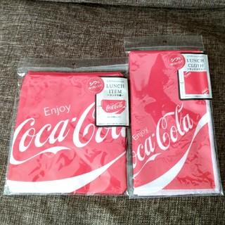 コカ・コーラ - コカ・コーラ ランチ巾着 ランチクロス
