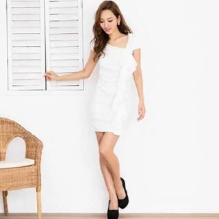 デイジーストア(dazzy store)のミニワンピース ドレス(ミニドレス)