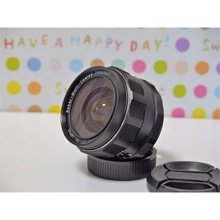 PENTAX - PENTAX SMC Takumar 28mm F3.5 定番オールドレンズ