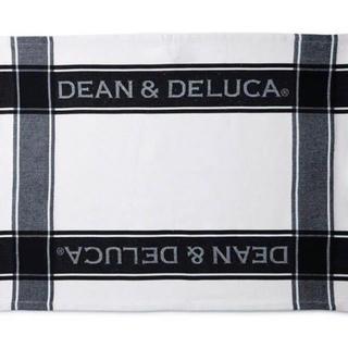 ディーンアンドデルーカ(DEAN & DELUCA)のDEAN & DELUCA ディーンアンドデルーカ  ティータオル 布巾(収納/キッチン雑貨)
