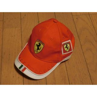 フェラーリ(Ferrari)のフェラーリ帽子 子供用(帽子)