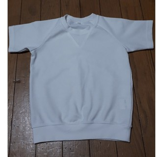 ニッセン(ニッセン)の体操服 白 110センチ お値下げ(Tシャツ/カットソー)