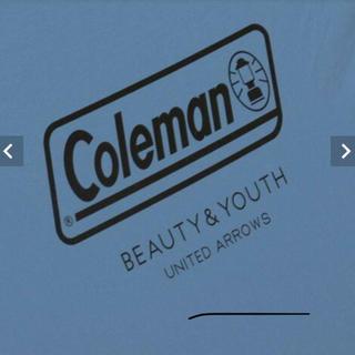 ビューティアンドユースユナイテッドアローズ(BEAUTY&YOUTH UNITED ARROWS)の【新品】コールマン(Coleman)別注 コラボ クイックアップ IG シェード(テント/タープ)