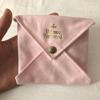 Vivienne Westwood - vivienne westwood ピンク アクセサリー入れ