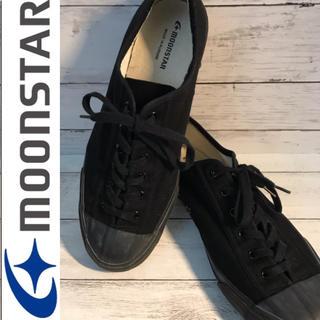ムーンスター(MOONSTAR )のMOONSTAR GYM CLASSIC ブラック  26㌢(スニーカー)