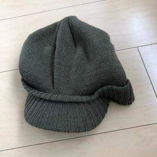 ステューシー(STUSSY)のStussy ニット帽 キャスケット 帽子(ニット帽/ビーニー)