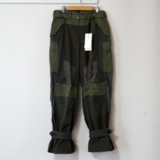 サカイ(sacai)の20SS sacai Men FABRIC COMBO PANTS(ワークパンツ/カーゴパンツ)