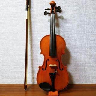 【背面良杢一枚板】Kiso Suzuki 1/10 No.230 バイオリン (ヴァイオリン)