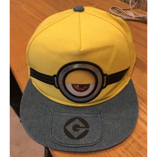 ユニバーサルスタジオジャパン(USJ)のミニオンの帽子2つ(帽子)
