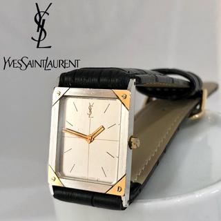 サンローラン(Saint Laurent)のイヴサンローラン時計 レディース腕時計 新品ベルト 61(腕時計)