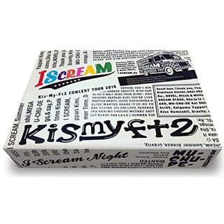 キスマイフットツー(Kis-My-Ft2)のI SCREAM ライブDVD 初回盤(アイドルグッズ)