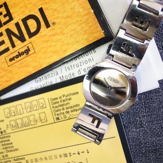 フェンディ(FENDI)の正規品☆フェンディ 腕時計 ズッカ オドロジ 3050L バッグ 財布 小物(腕時計)