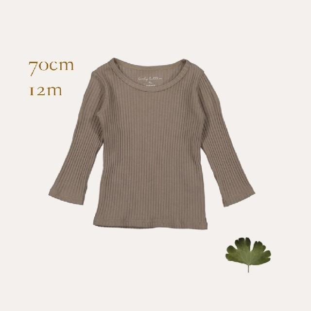 Caramel baby&child (キャラメルベビー&チャイルド)のlovely littles ラブリーリトルズトップス キッズ/ベビー/マタニティのベビー服(~85cm)(Tシャツ)の商品写真