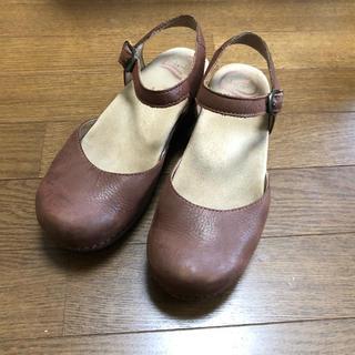 ダンスコ(dansko)のダンスコ dansko Sam キャメル(ローファー/革靴)