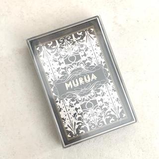 ムルーア(MURUA)の【即購入NG】未使用◉MURUA トランプ(トランプ/UNO)