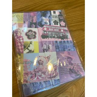 マリークワント(MARY QUANT)のマリーズブックレット新品未使用(ノート/メモ帳/ふせん)