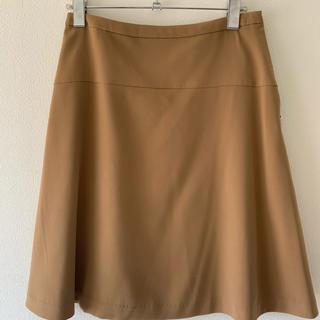 デミルクスビームス(Demi-Luxe BEAMS)のBEAMS ラピスルーチェ フレアスカート(ひざ丈スカート)