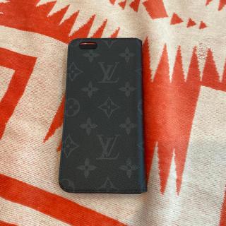 ルイヴィトン(LOUIS VUITTON)のluivuitton 携帯ケース iPhone プラス用 ヴィトン (iPhoneケース)