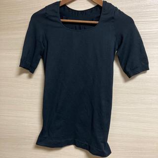 ワコール(Wacoal)のワコール  リセットバランス 背中バランストップ 半袖 インナーシャツ(Tシャツ(半袖/袖なし))