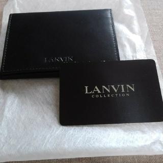 ランバン(LANVIN)のLANVIN名刺入れ(名刺入れ/定期入れ)