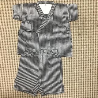ムジルシリョウヒン(MUJI (無印良品))の無印良品 甚平 120cm(甚平/浴衣)