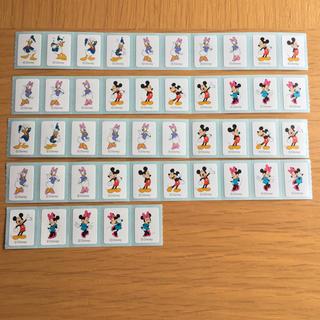 ディズニー(Disney)のゆめタウン ディズニー シール 45枚(ショッピング)