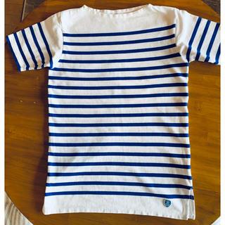 オーシバル(ORCIVAL)のORCIVAL オーシバル 半袖ボーダーTシャツ(Tシャツ(半袖/袖なし))