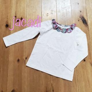 ジャカディ(Jacadi)の【104】新品 ジャガディ 長袖 トップス(Tシャツ/カットソー)