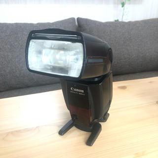 キヤノン(Canon)のストロボ(580EX2 )(ストロボ/照明)