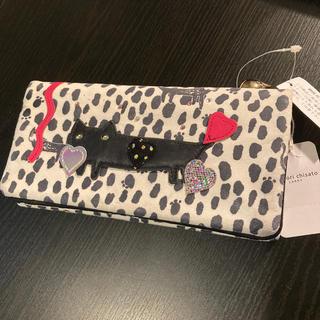ツモリチサト(TSUMORI CHISATO)の❤️ ちょんこ様 専用❤️ ツモリチサト 革製 長財布(財布)