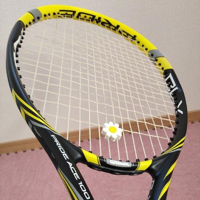 wilson(ウィルソン)のWilson PRIDE ACE 100 ラケット スポーツ/アウトドアのテニス(ラケット)の商品写真