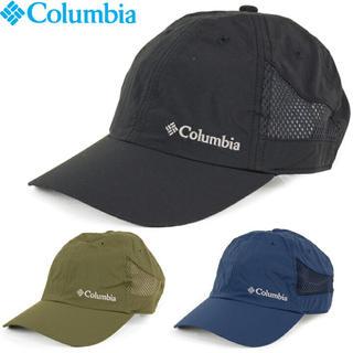 コロンビア(Columbia)のコロンビア CU9993キャップ 帽子 黒(キャップ)